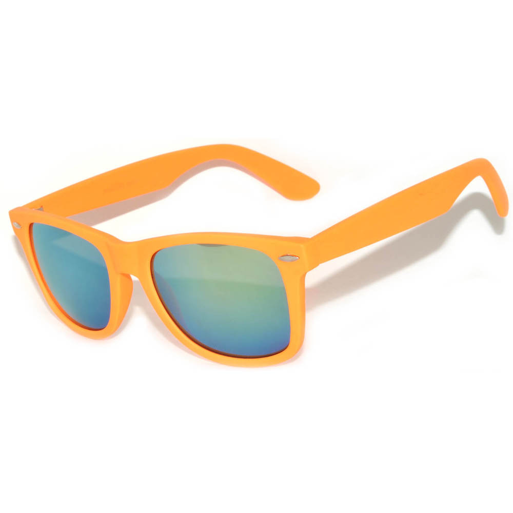 Orange matte frame mirror lens wholesale