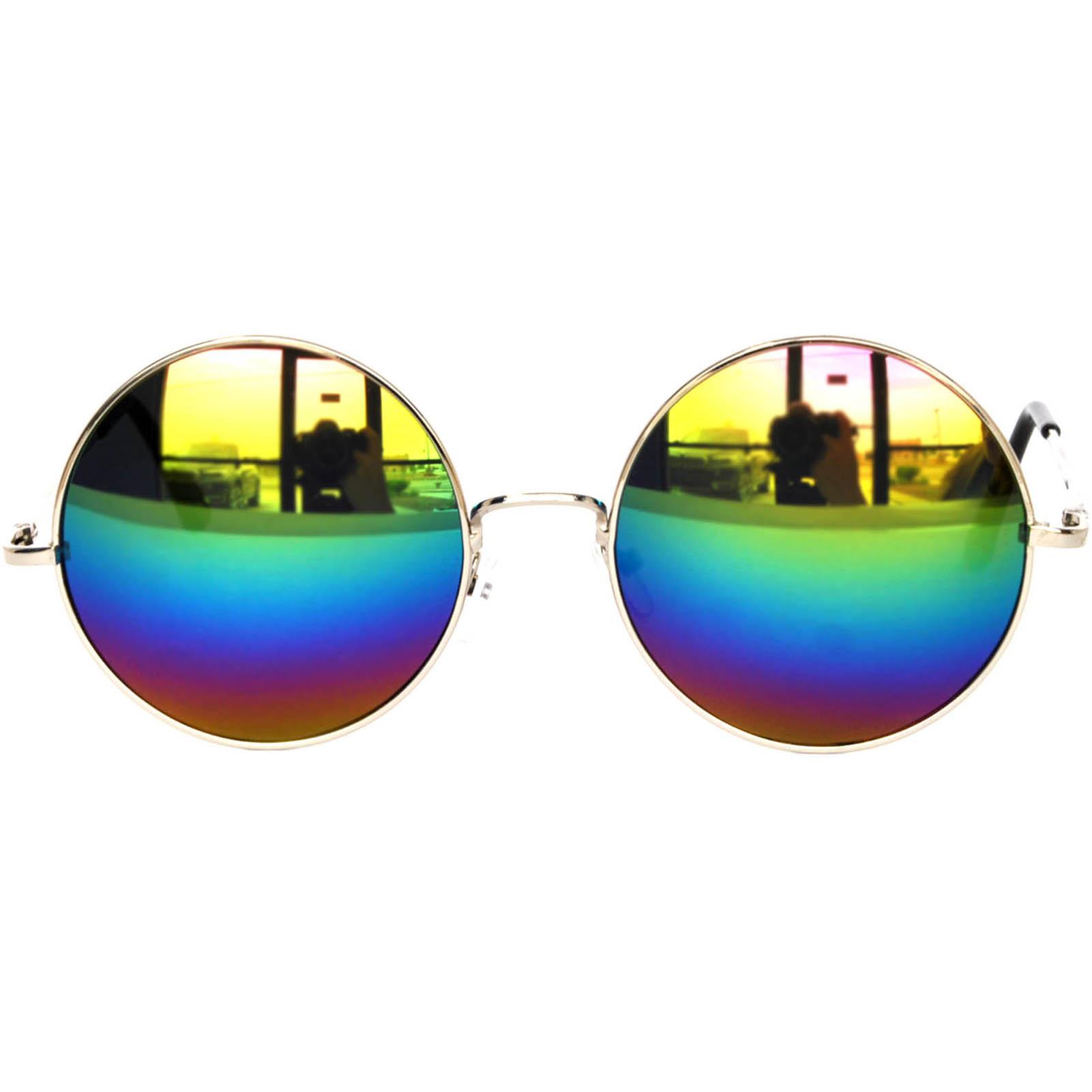 16f052d509 OWL ® Eyewear Wholesale Sunglasses 56mm Women s Metal Round Circle ...