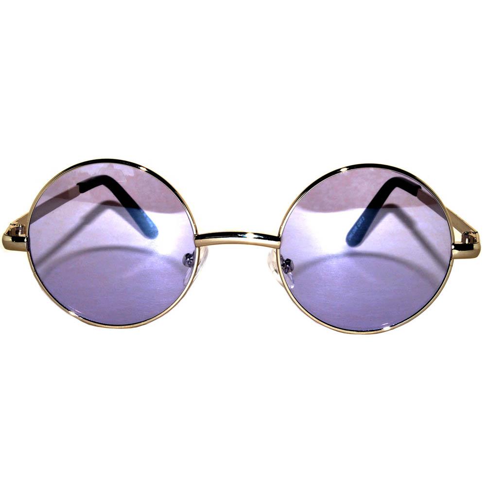 OWL ® Eyewear Wholesale Sunglasses 43mm Women\'s Metal Round Circle ...