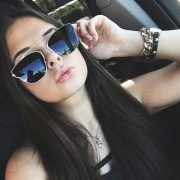 Sunglasses Womens Metal Fashion Silver Frame Silver Mirror Lens