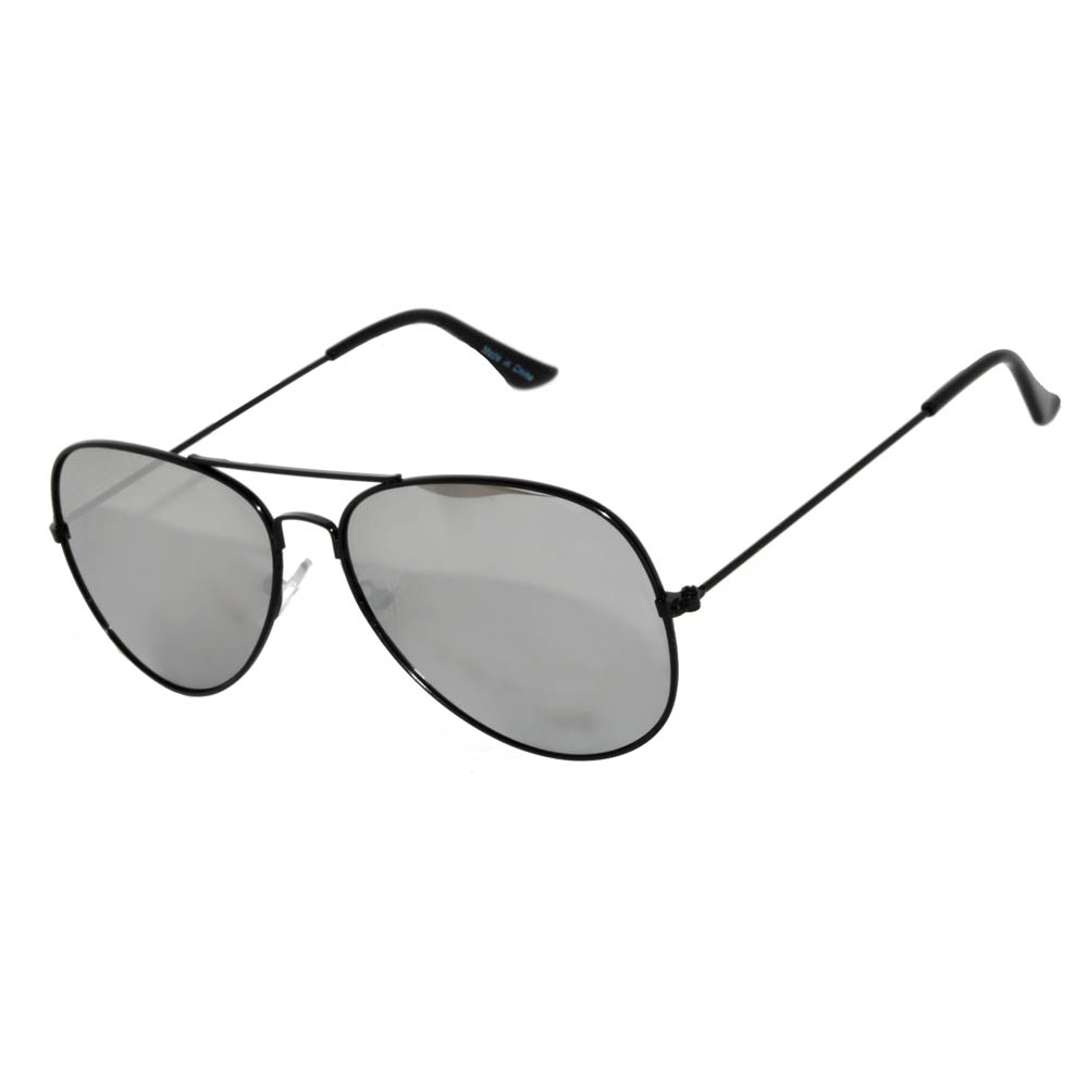 Aviator Mirror Black
