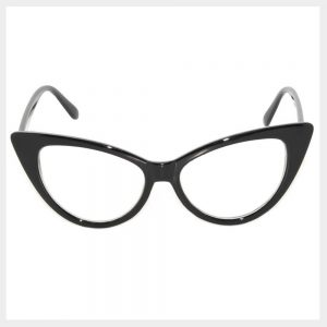 Cat Eye Shaped Sunglasses