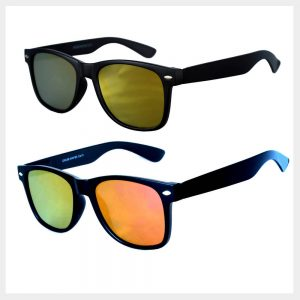 Flat Mirror Lens Sunglasses Wholesale
