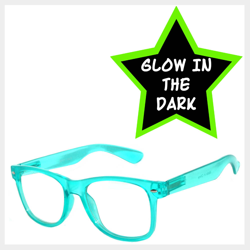 Wholesale Glow in the Dark Sunglasses