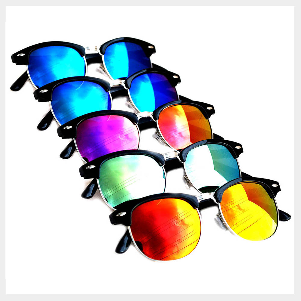 Half Frame Sunglasses Wholesale