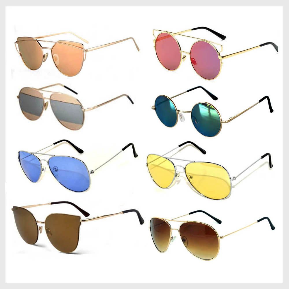 Metal Frame Sunglasses Wholesale