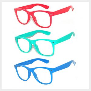 Wholesale Stylish Shades - Clear Lens