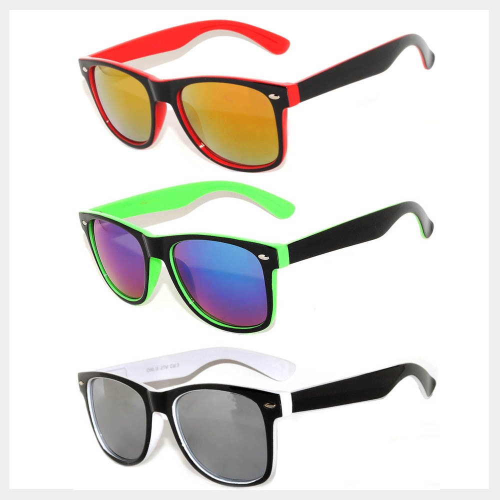 Wholesale Stylish Shades - Two Tone