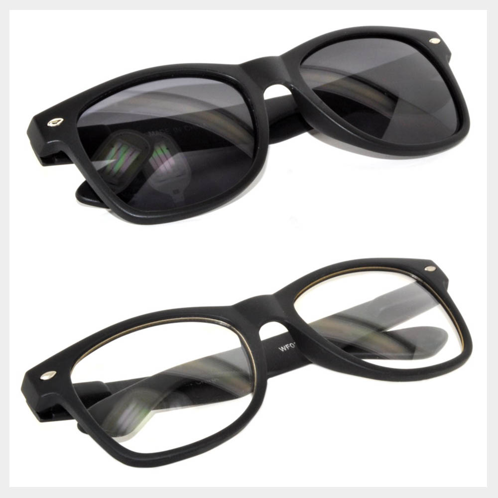 Black Frame Sunglasses Wholesale