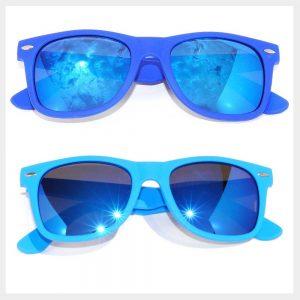 Blue Frame Sunglasses Wholesale