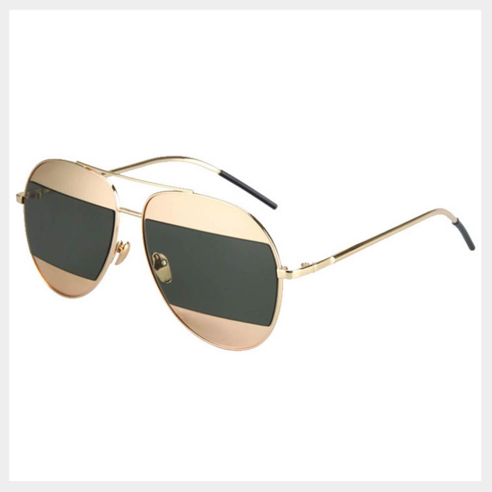 Gold Color Sunglasses