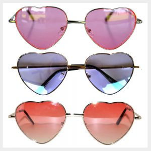 Heart Shaped Sunglasses Wholesale