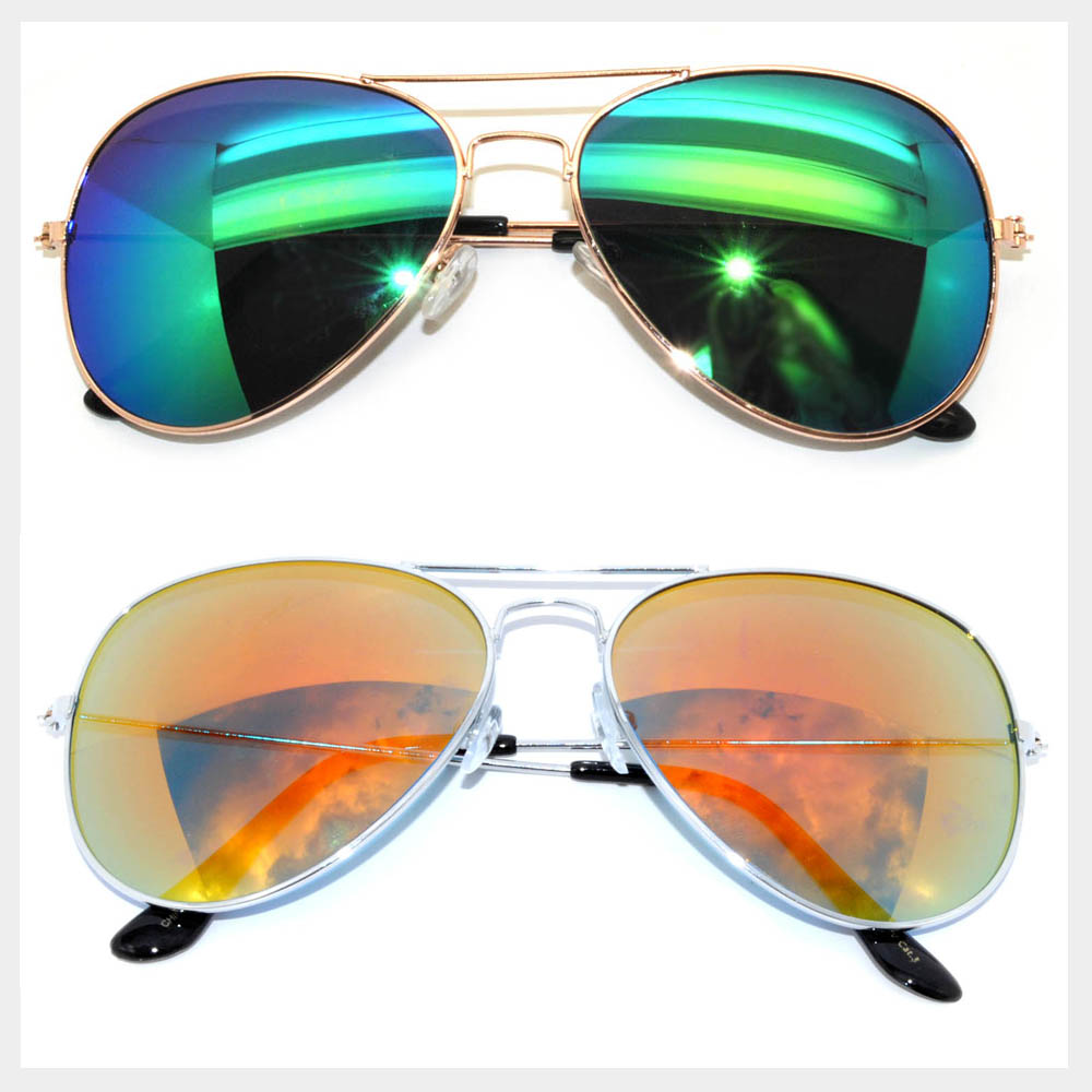 Wholesale Sunglasses - Mirror Lens