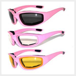 Pink Frame Sunglasses Wholesale