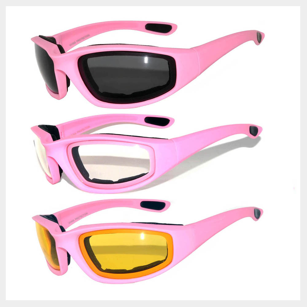 Pink Frame Sunglasses Wholesale