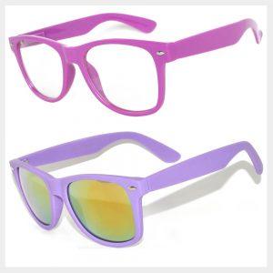 Purple Frame Sunglasses Wholesale