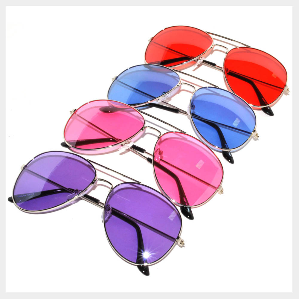 Wholesale Stylish Shades - Color Lens