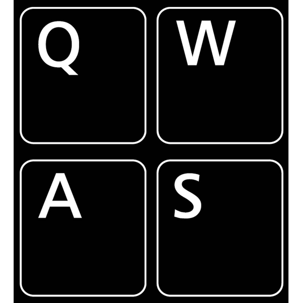 English us keyboard sticker non transparent black online welcome english us non transparent keyboard sticker biocorpaavc Image collections