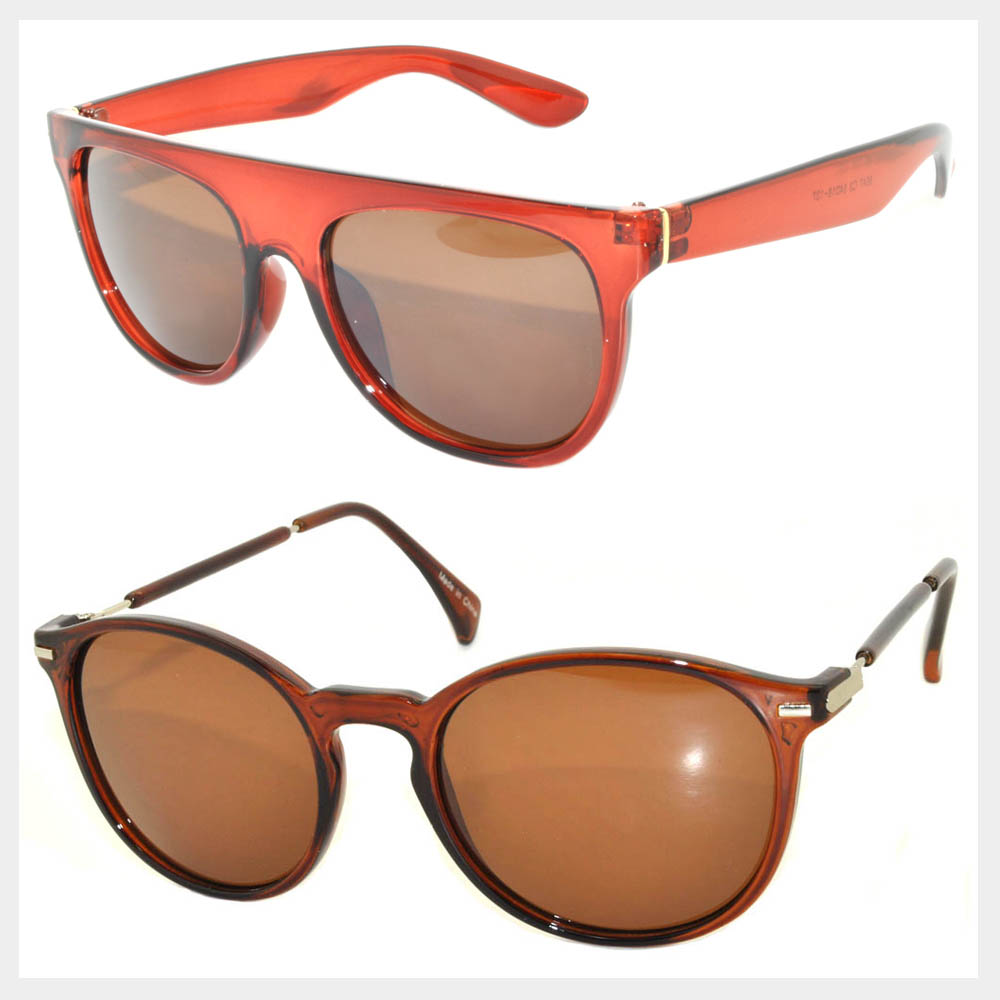 Brown Frame Sunglasses Wholesale
