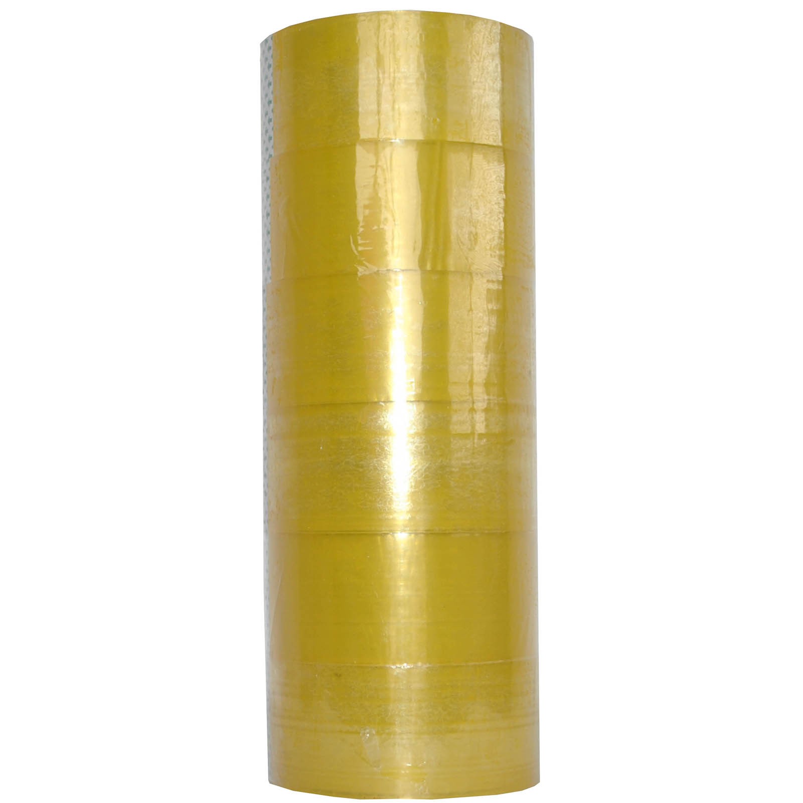 "Packing Tape, 2"" (47 mm) x 51 Yards, 6 Rolls, Transparent"