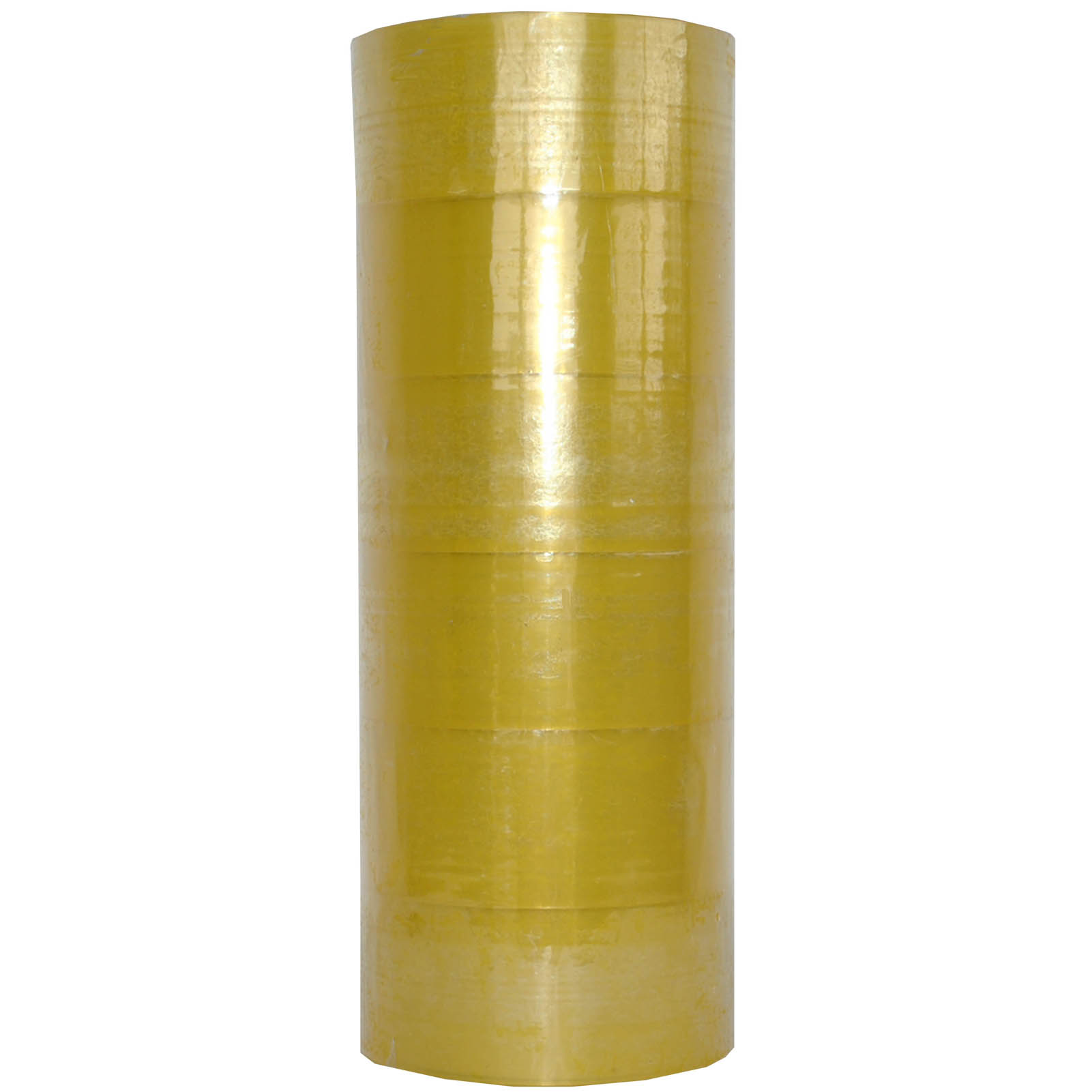 "Packing Tape, 4""(90 mm) x 99 Yards, 6 Rolls, Transparent"