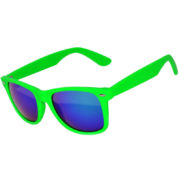 Kids Matte Polarized Mirror Lens Sunglasses 12 Pairs Protect Child's Eyes Green